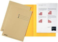 Esselte dossiermap gems, karton van 180 g/m², pak van 100 stuks