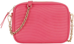 Furla Swing Mini Crossbody lipstick pink