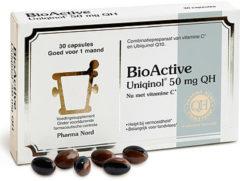 Pharma Nord BioActive Uniqinol Q10 50 mg - 30 Capsules - Voedingssupplement