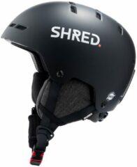 Shred Totality Noshock Helmet zwart