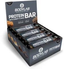 Bodylab24 Protein Bar - 12 x 65 gram - Crispy Chocolate