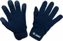 Marineblauwe Jako Sporthandschoenen - Unisex - navy