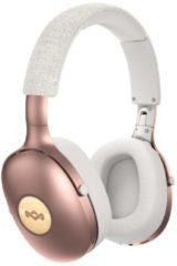 House of Marley Positive Vibration XL - koptelefoon - koptelefoon bluetooth - duurzaamheid - roze