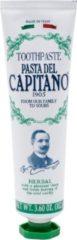 Pasta del Capitano 1905 Natural Herbs - Tandpasta - Met natuurlijke kruidenextracten voor een grondige reiniging en hygiëne. Zonder parabenen