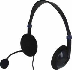 Sandberg Saver USB headset Hoofdband USB Type-A Zwart