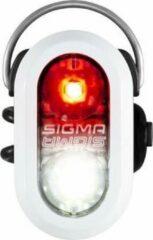 Sigma Sport Sigma Micro Duo Fiets Verlichtingsset - Wit