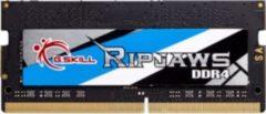 G.Skill Ripjaws - DDR4 - 4 GB - SO DIMM 260-PIN F4-2400C16S-4GRS