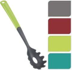 Grijze Excellent Houseware Spaghettilepel Nylon