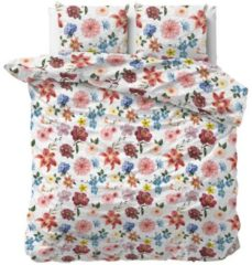 Dreamhouse Bedding Clover dekbedovertrek - 100% katoen-satijn - Lits-jumeaux (240x200/220 cm + 2 slopen) - Multi