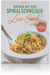 """HSE24 Buch """"Kochen mit dem Spiralschneider"""""""