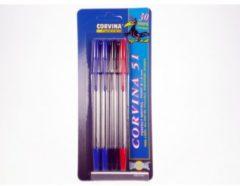 Carioca Corvina penne 4 pezzi