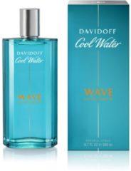 Davidoff - Cool Water Wave for Men ( exkluzivní velké balení ) - Eau De Toilette - 200ML