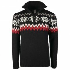 Dale of Norway - Myking - Merino trui maat XL, zwart