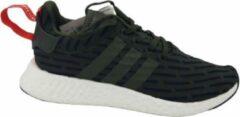 Groene Men's Adidas NMD R2 maat 41 1/3
