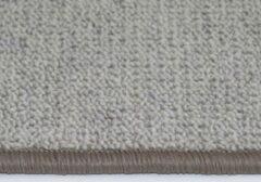 Prima vloerkleden Wollen vloerkleed Kaycee licht grijs 120x170