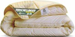 Creme witte Terschellinger   Winter wollen dekbed   100% IWS Zuiver Scheerwollen Enkel Dekbed 200x220cm (Extra Lang)