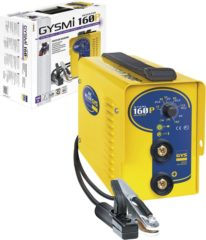 "GYS Lasinverter GYSMI 160P 030077 Voedingsspanning 230 V / 50 Hz Lasstroom 10 â"" 160 A Diameter elektrode 1,6 - 4 mm"