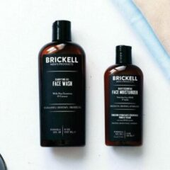 Brickell Men's Daily Essential Face Care Routine I