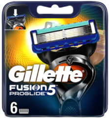 Gillette Progilde Flexbal Manual Scheermesjes 6st
