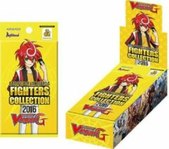 Bushiroad Vanguard: Fighters Collection 2016 Booster Display