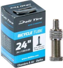Delitire Deli Tire Binnenband 24 x 1.75 - 37/47-507/541 - Hollands Ventiel 40 mm.