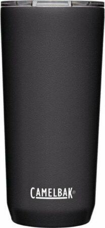 Afbeelding van CamelBak Tumbler SST Vacuum Insulated - Isolatie Drinkbeker - 600 ml - Zwart (Black)