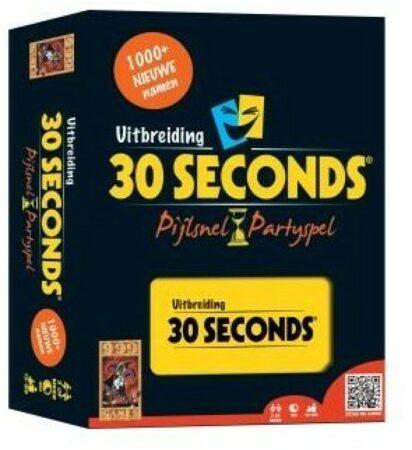Afbeelding van 999 Games Spel 30 Seconds Uitbreiding K5 (6107546)