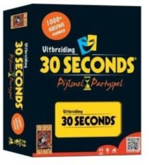999 Games Spel 30 Seconds Uitbreiding // 5 (6107546)