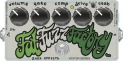 ZVEX Effects Fat Fuzz Factory Vexter pedaal