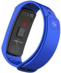 MYKRONOZ ZeFit2 Pulse Activity Tracker blau-silber