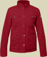 Fjällräven Räven Jacket Women Outdoor-Jacke Damen Größe M deep red