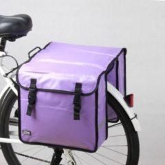 Filmer Doppel Gepäckträger Fahrradtasche Gepäcktasche