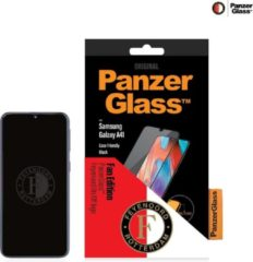 PanzerGlass Feyenoord Case Friendly Screenprotector voor de Samsung Galaxy A41 - Zwart