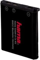 Zwarte Hama Camera Accu voor Nikon EN-EL10