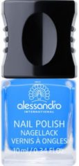 Lichtblauwe Alessandro Nail Polish - Baby Blue
