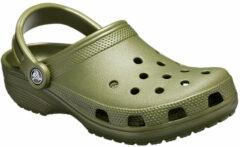 Crocs - Classic - Outdoor sandaal maat M13 olijfgroen
