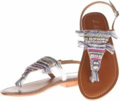 L'Atelier Tropezien - sandalen - maat 39 - dames - wit