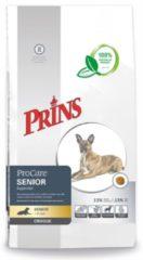 Prins Procare Senior Croque Superior Gevogelte&Vlees - Hondenvoer - 10 kg - Hondenvoer