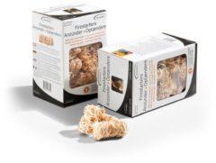 TermaTech 1920 Bio houtwol aanmaakbolletjes - betreft 1 verpakking van 50 stuks per doos