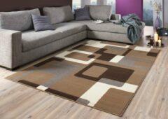 Hanse Home Modern vloerkleed Retro - bruin 160x230 cm