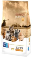 Carocroc With Chicken Gevogelte&Rijst&Granen - Kattenvoer - 15 kg - Kattenvoer