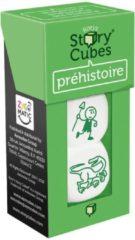 Groene Asmodee Rory's Story Cubes Prehistoria - EN/ES/FR/NL