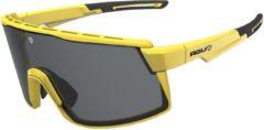 AGU Verve HD Fietsbril Essential Wit Geel