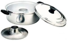 Zilveren KitchenBasics Kitchen Basics Wonderpan - 26 cm