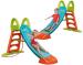 Blauwe Feber Slide 10 inklapbare glijbaan