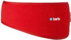Rode Barts Fleece Headband Kids - Red - Unisex - Maat 53