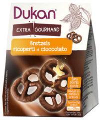 Dukan Extra Gourmand Bretzels Ricoperti Di Cioccolato 100 G
