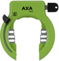 AXA Ringslot Solid Zwart Spatbord ART2 Groen