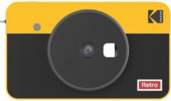 Gele Kodak Mini Shot Combo 2 retro camera & printer yellow