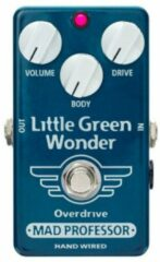 Mad Professor Little groen Wonder Overdrive Handwired effectpedaal